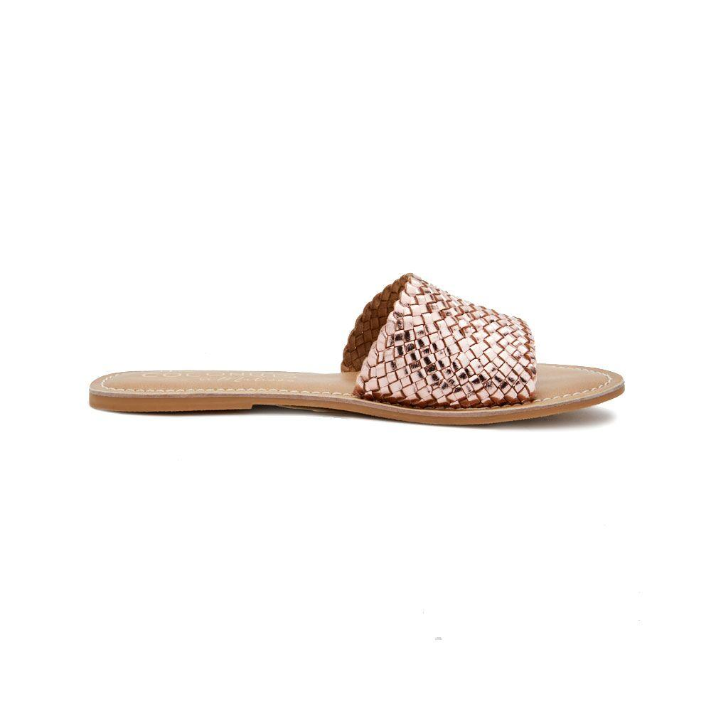 Load image into Gallery viewer, Zuma in Rose Gold by Matisse | Womens Shoes
