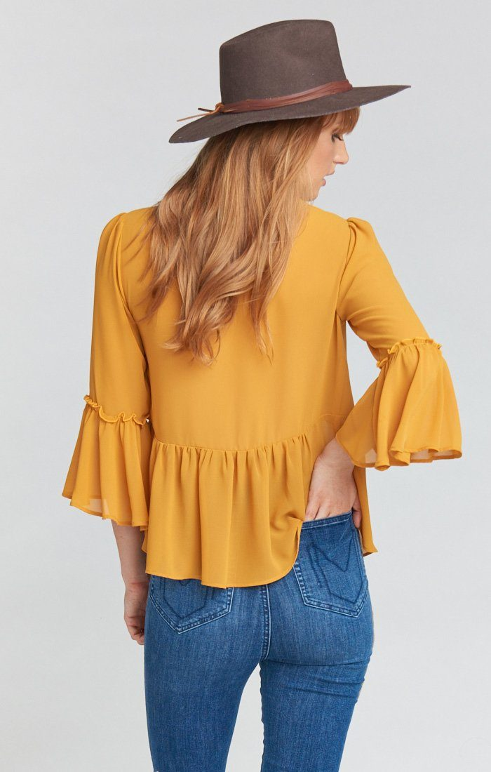 Haley Top - Bohemian Mama