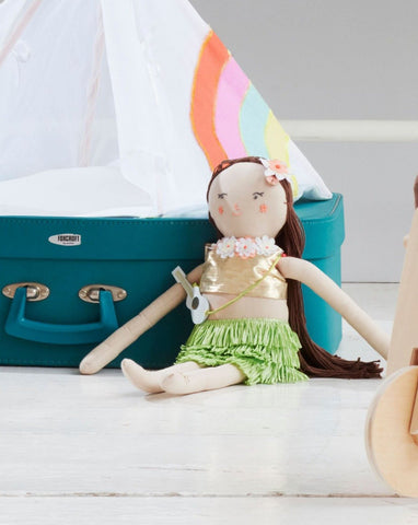 Tallulah Fabric Doll