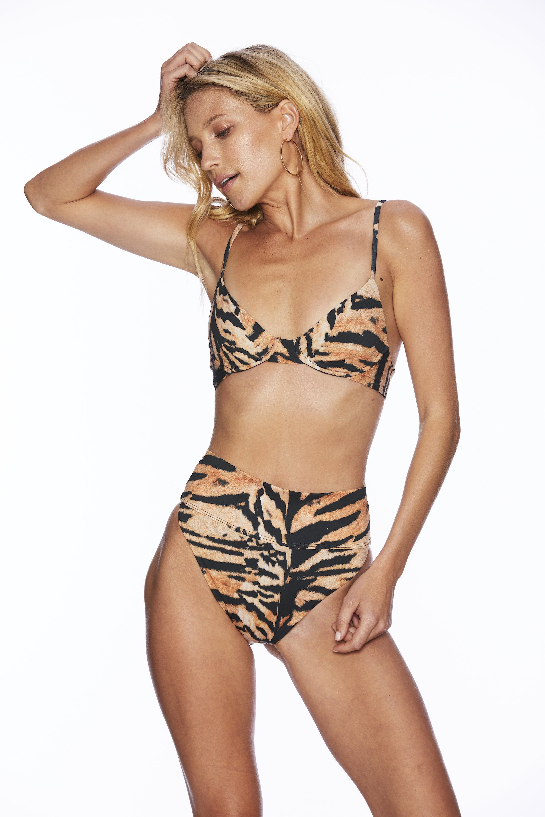 Load image into Gallery viewer, Beach Riot Camilla Top Tiger | Bohemian Mama