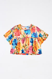 Marys Garden Blouse | Farm Rio - Women's Clothing