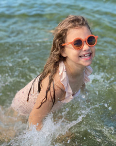 Sustainable Kids Sunglasses - Spice | Grech & Co. - Kids Fashion Accessories