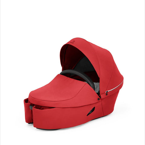 Presale - Stokke Xplory X Carry Cot Ruby Red