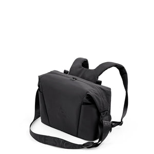 changing bag rich black
