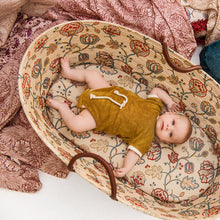 Load image into Gallery viewer, Dream Weaver - Theodosia - Pink | DockATot Pink Moses Basket