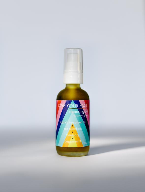 Love Your Face Cleansing Oil by Indigo Fair