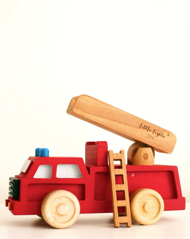 Little Lights Fire Truck Toy