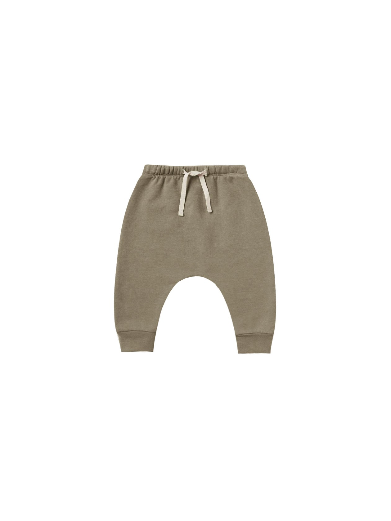 Quincy Mae Fleece Sweatpant Olive