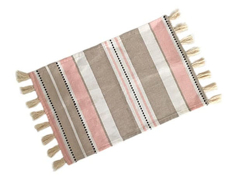 Minikane Beach Towel - Powder Pink
