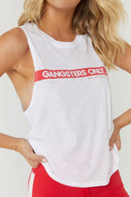 Load image into Gallery viewer, Gangsters Gigi Muscle Tank