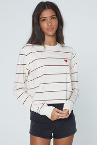 Heart Fiona Long Sleeve from Spiritual Gangster