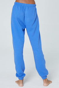 Heart Sessions Sweatpant in Blue