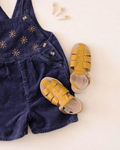 Load image into Gallery viewer, Otto Sandals - Mustard