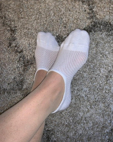 Ankle Socks - White/ Light