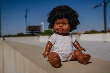 Load image into Gallery viewer, Minikane African Baby Doll Jahia