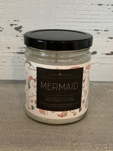 Mermaid • Standard Jar Candle