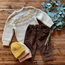 Load image into Gallery viewer, Sebastian Sweater - Oatmeal Vintage