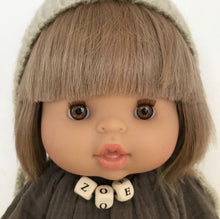 Load image into Gallery viewer, Minikane Zoe Baby Girl Doll