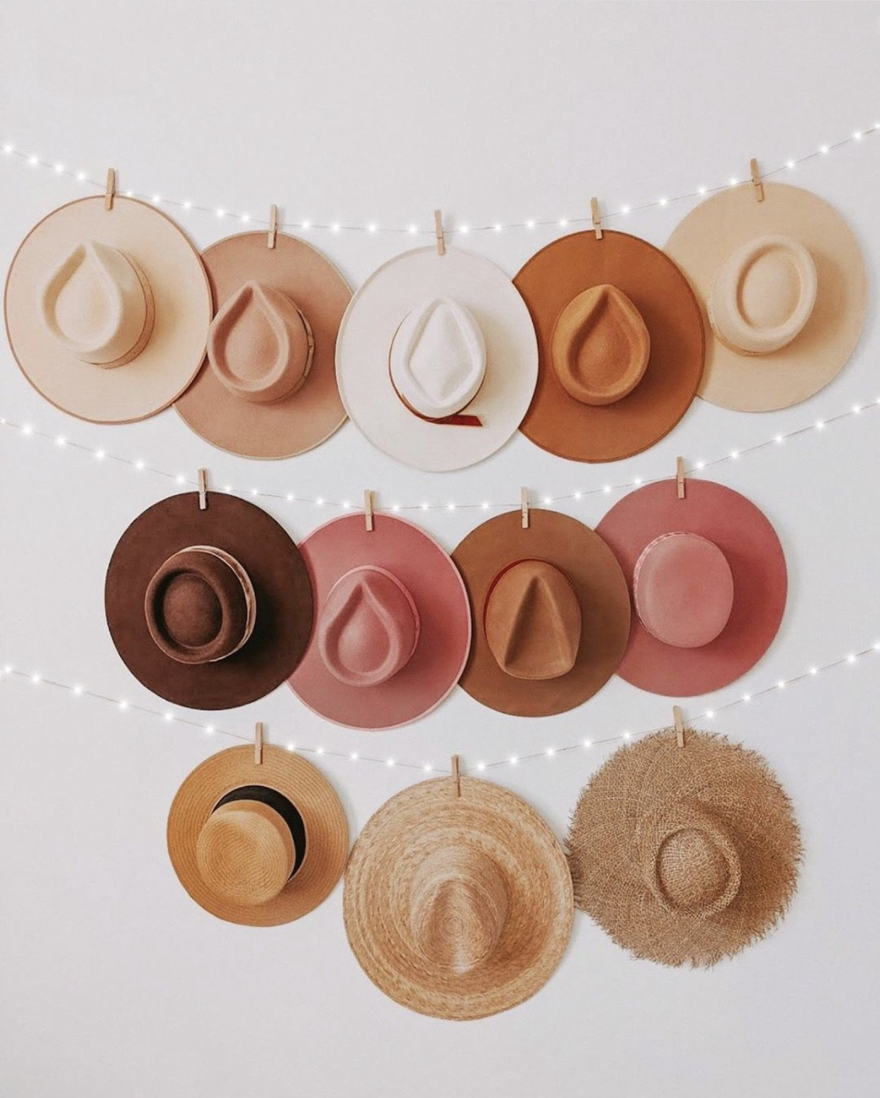 Load image into Gallery viewer, Lack of Color Rose Pink Rancher | Hats