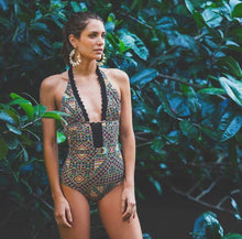 Load image into Gallery viewer, Koa One Piece - Bohemian Mama