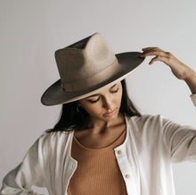 Load image into Gallery viewer, Gigi Pip Monroe Oatmeal Rancher Hat for Women