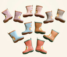 Load image into Gallery viewer, Children's Rubber Boots - Rainbow - Shell