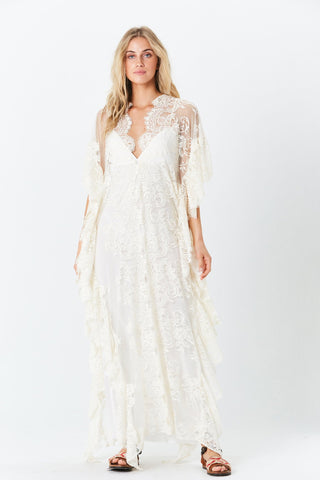 Buena Vista Robe Whitesand