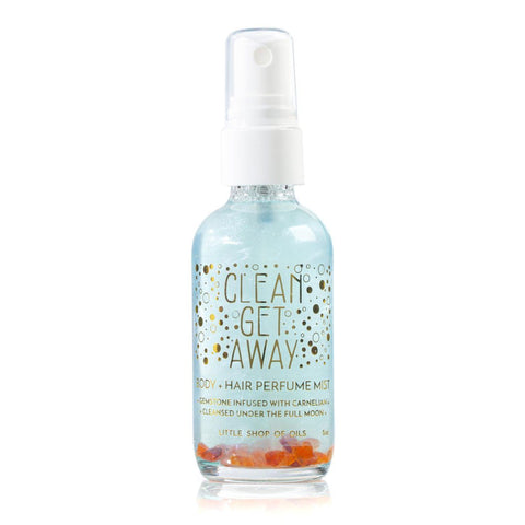 Clean Get Away Mist / Body + Hair Perfume