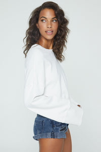 Nadia Wide Sleeve Crew for Women