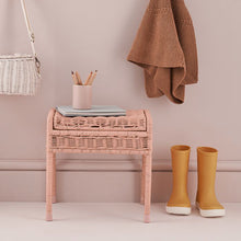 Load image into Gallery viewer, Olli Ella Storie Stool - Rose