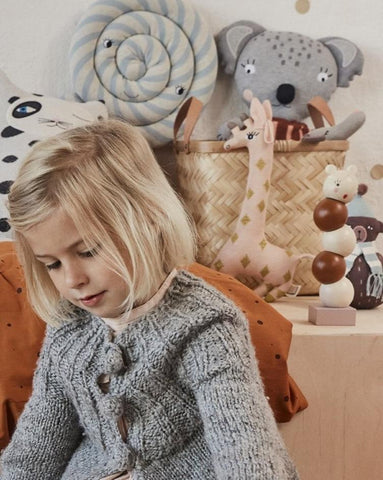 Oyoy Wooden Stacking Lala