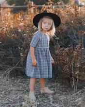 Load image into Gallery viewer, Rylee & Cru Wavy Check Kat Dress