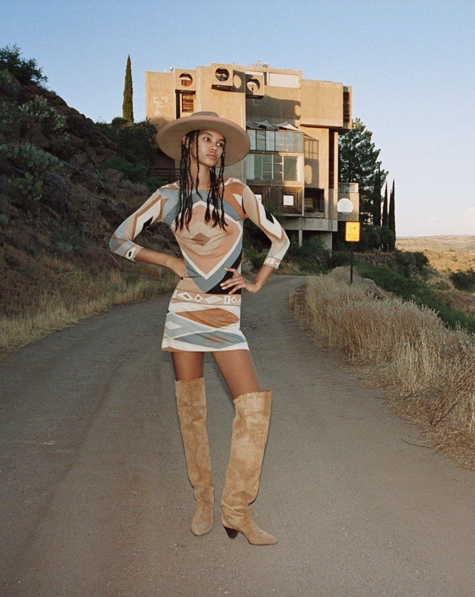 Load image into Gallery viewer, Val Diamond - Desert | Lack of Color - Women's Hats & Accessories