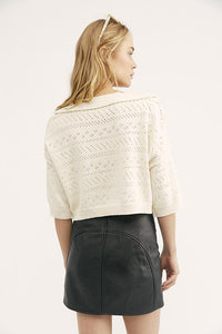 Sand Castle Pullover by Free People | Bohemian Mama