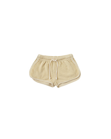 Terry Track Short Butter