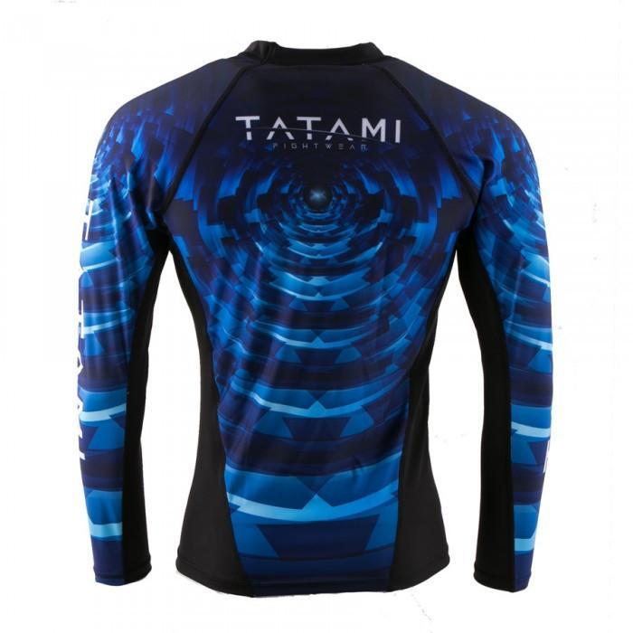Tatami Fightwear Vortex Rash Guard - bjj sports