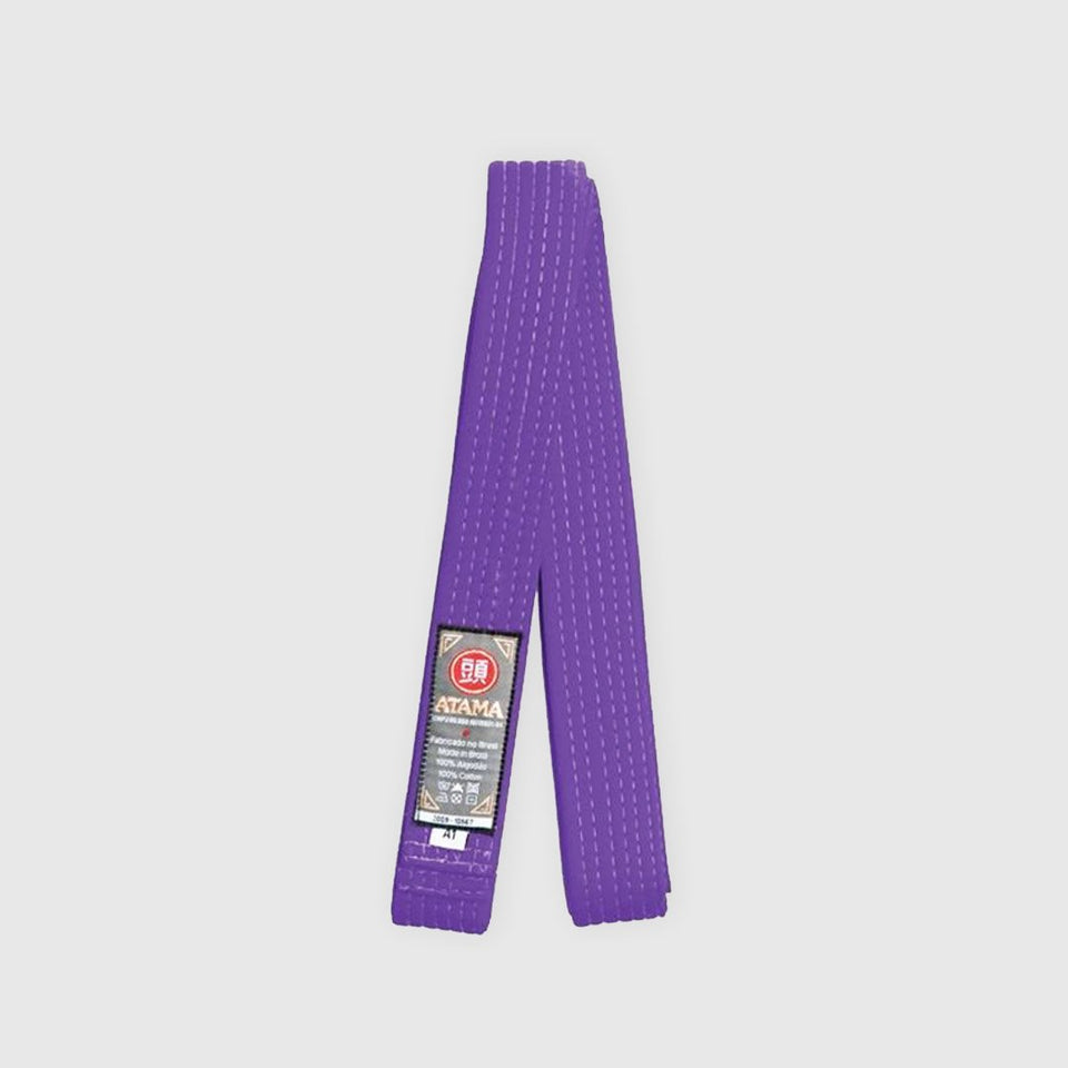 Atama Brazilian Jiu Jitsu Belts - Fighters Market