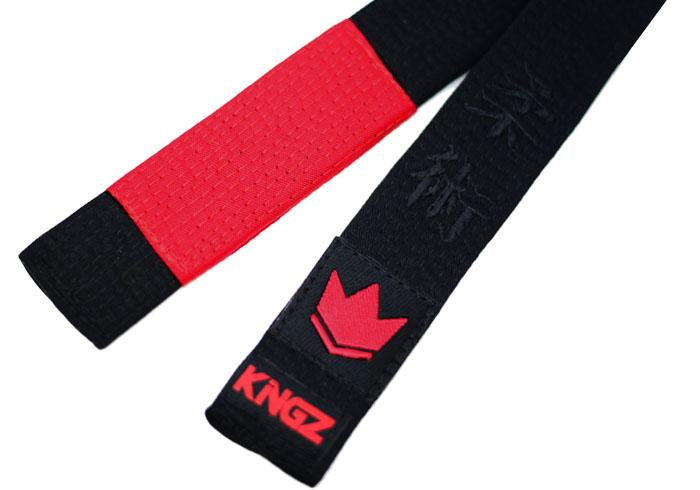 Kingz Reign Supreme BJJ Belt - Fighters Market
