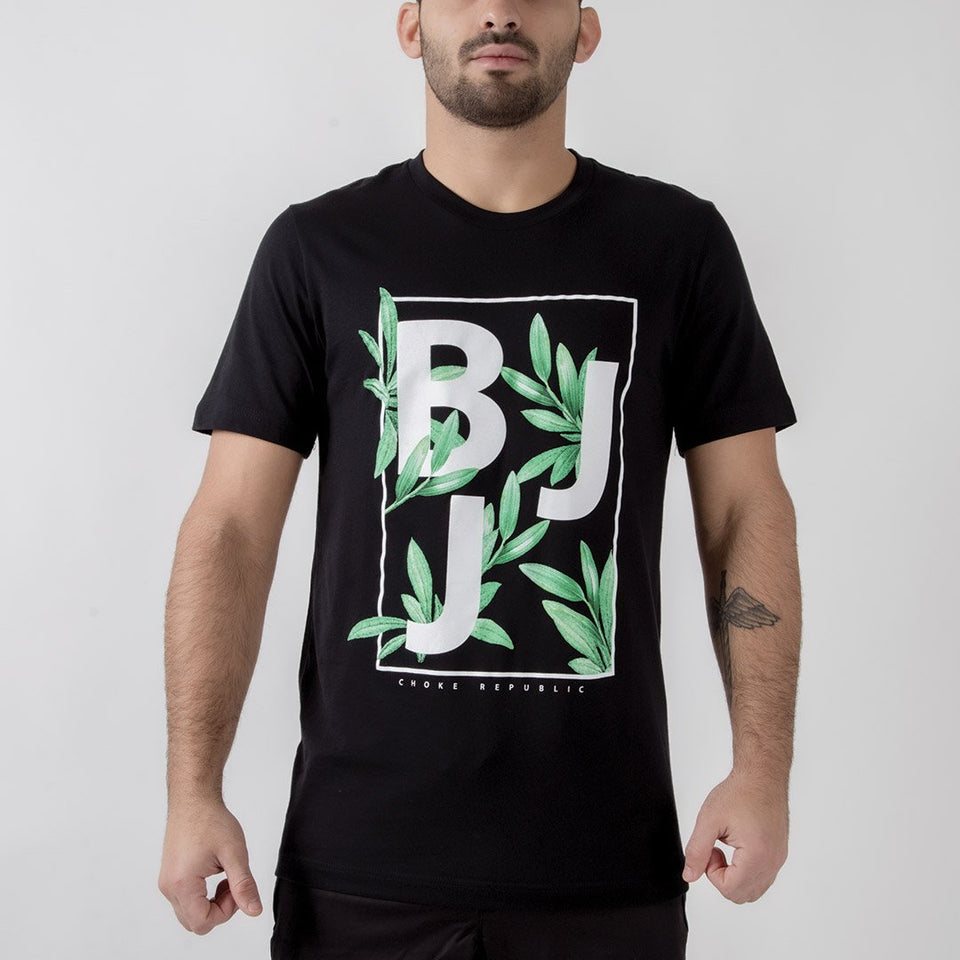Choke Republic BJJ Tee - Fighters Market