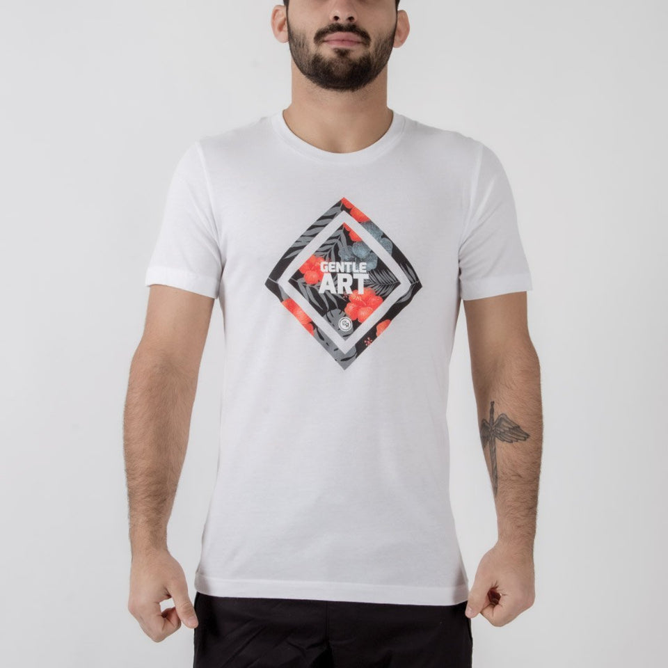 Choke Republic Gentle Diamond Tee - Fighters Market