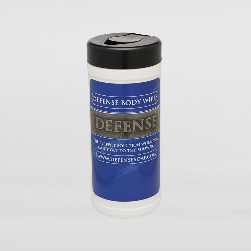 Defense Soap - Body Wipes - Fighters Market