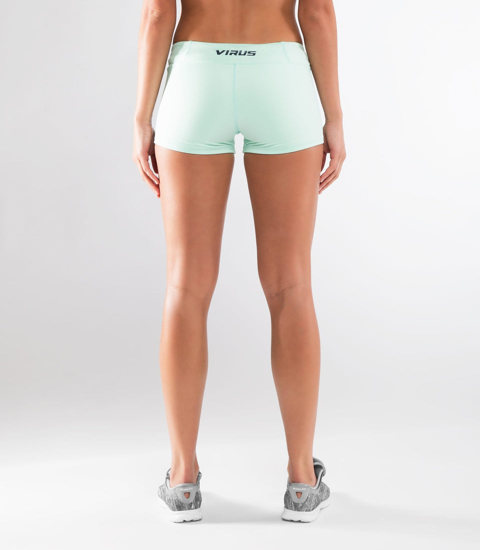 Virus Women's Stay Cool Data Training Short - Fighters Market