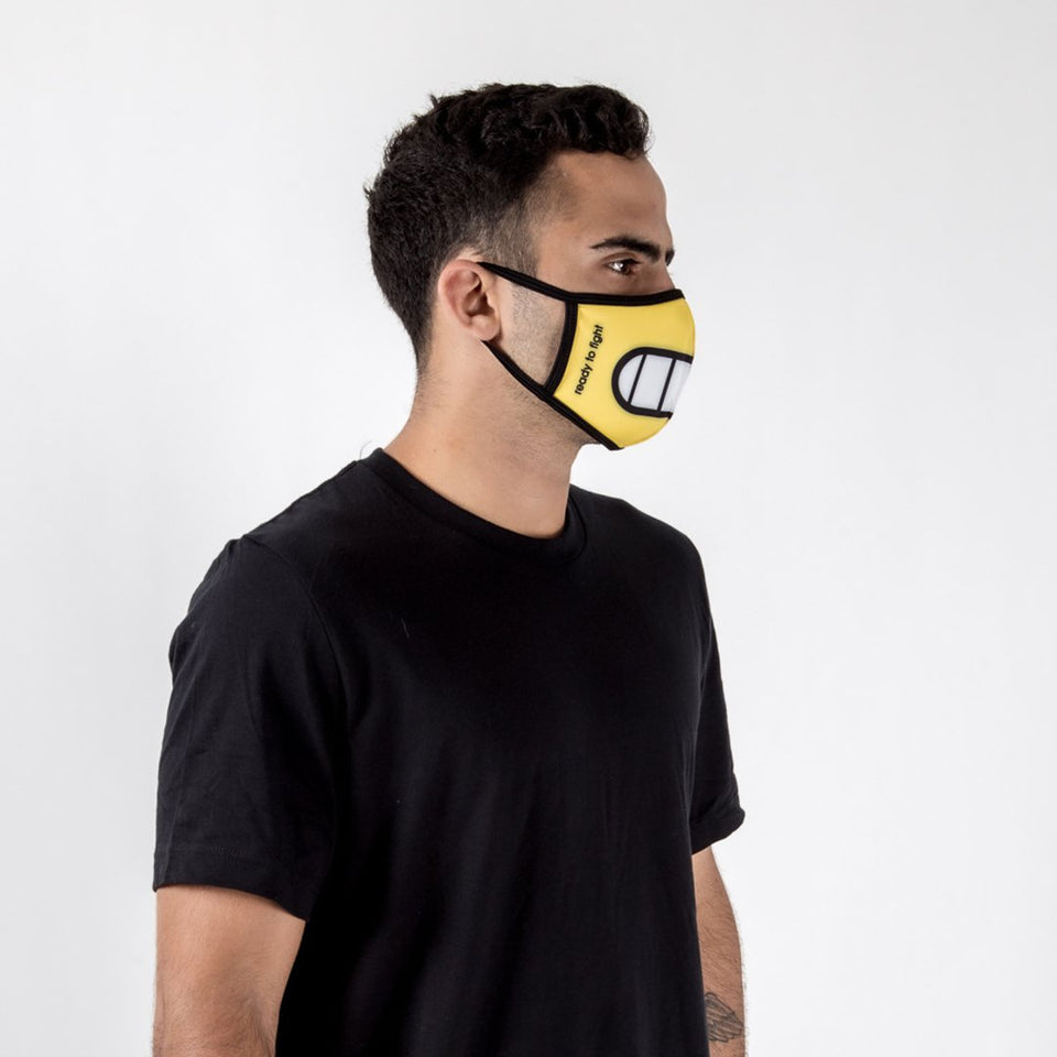 Ready To Fight - Unisex Face Mask - Fighters Market