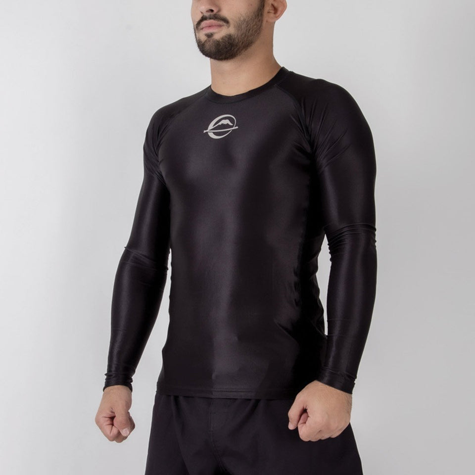 Fuji Baseline Ranked L/S Rash Guard - Fighters Market
