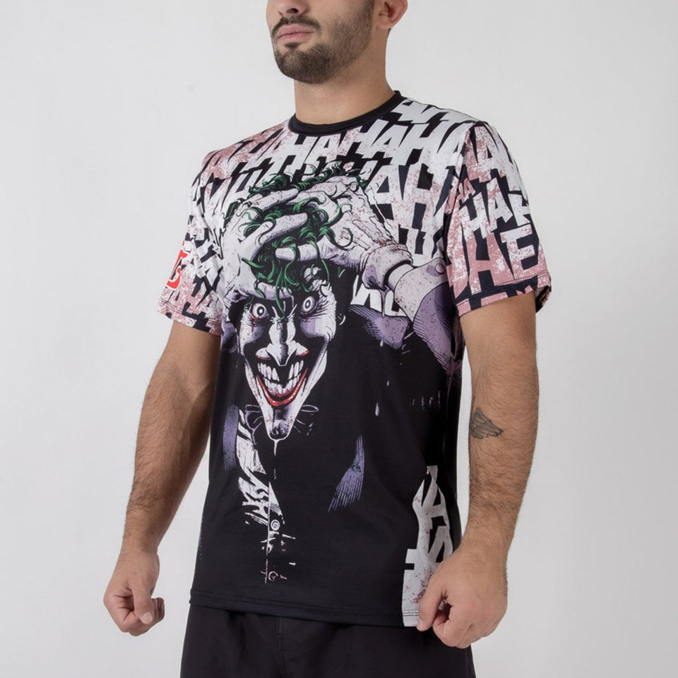 Fusion FG Batman The Killing Joke Loose Fit Rash Guard - Fighters Market