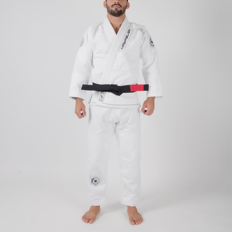 Hayabusa Warrior Gold Weave Jiu Jitsu Gi - Fighters Market