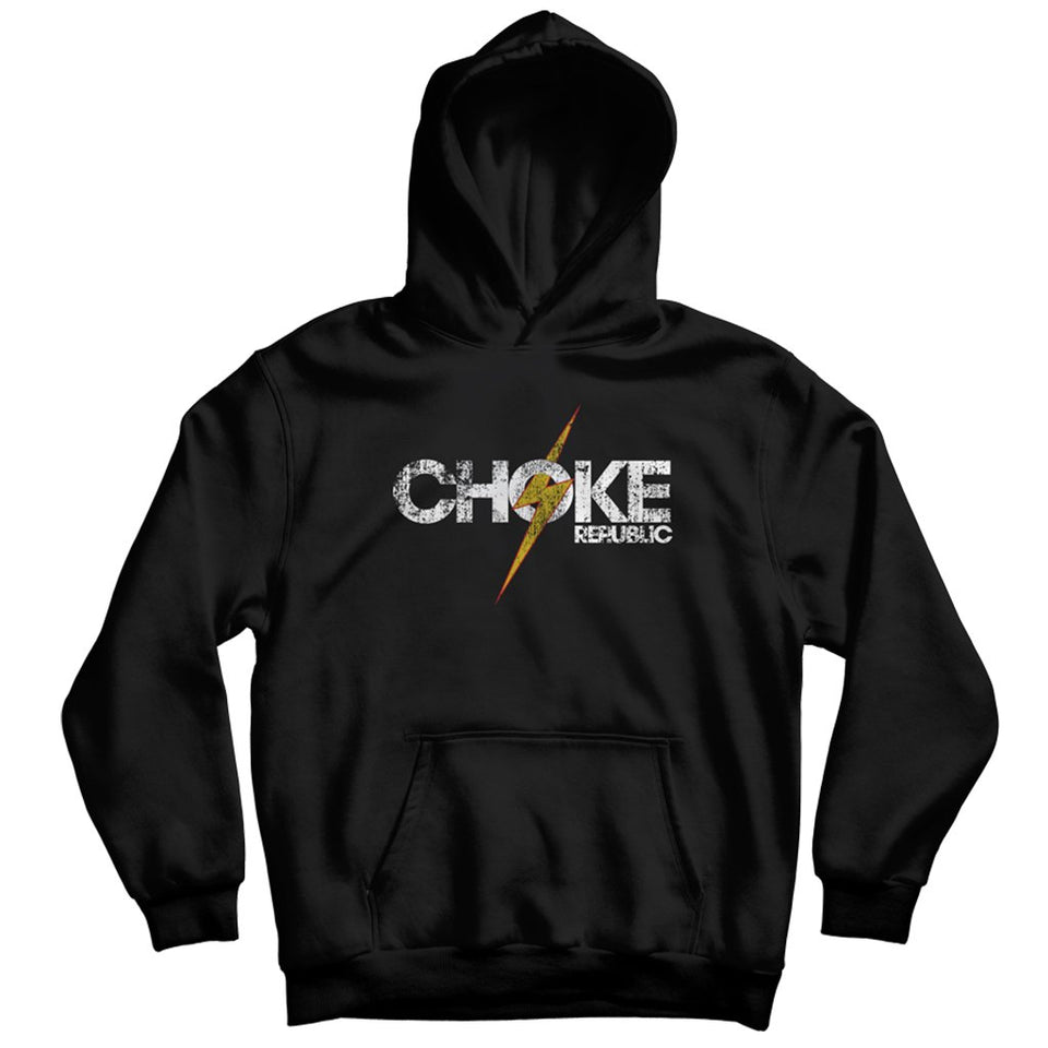 Choke Republic Bolt Kids Hoodie - Fighters Market