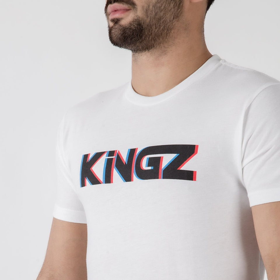 Kingz 3D Logo Tee - Fighters Market