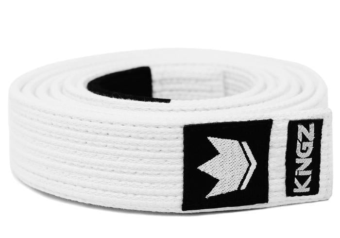 Kingz Premium V2 BJJ Belts - Fighters Market