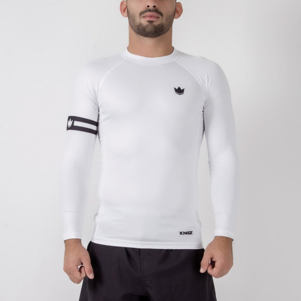 Kingz Captain Rash Guard - Fighters Market